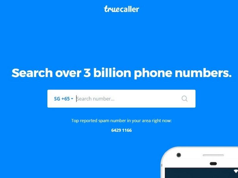 Aplikasi Truecaller juga membolehkan pengguna menyekat panggilan serta SMS dan membuat laporan pemanggil dan penghantar mesej spam.