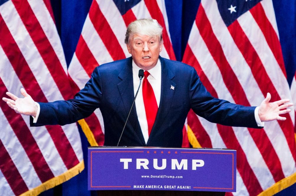 Taikun Donald Trump Menang Presiden Amerika Syarikat