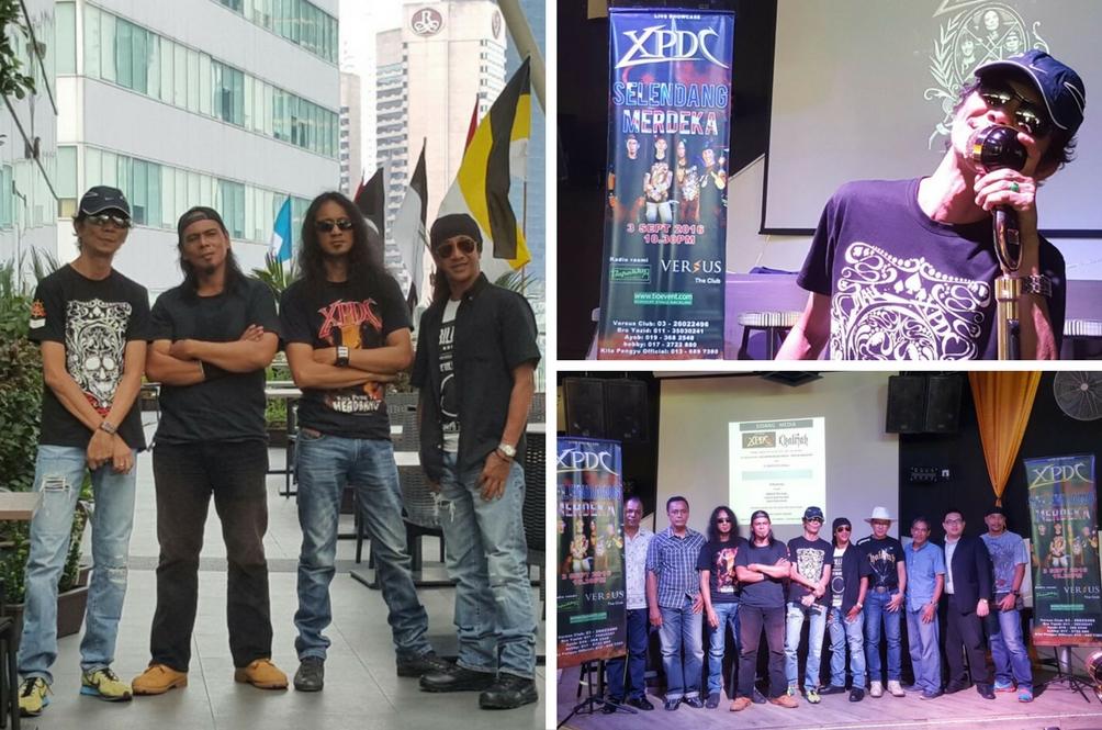 XPDC Kembali Beraksi 'Live'