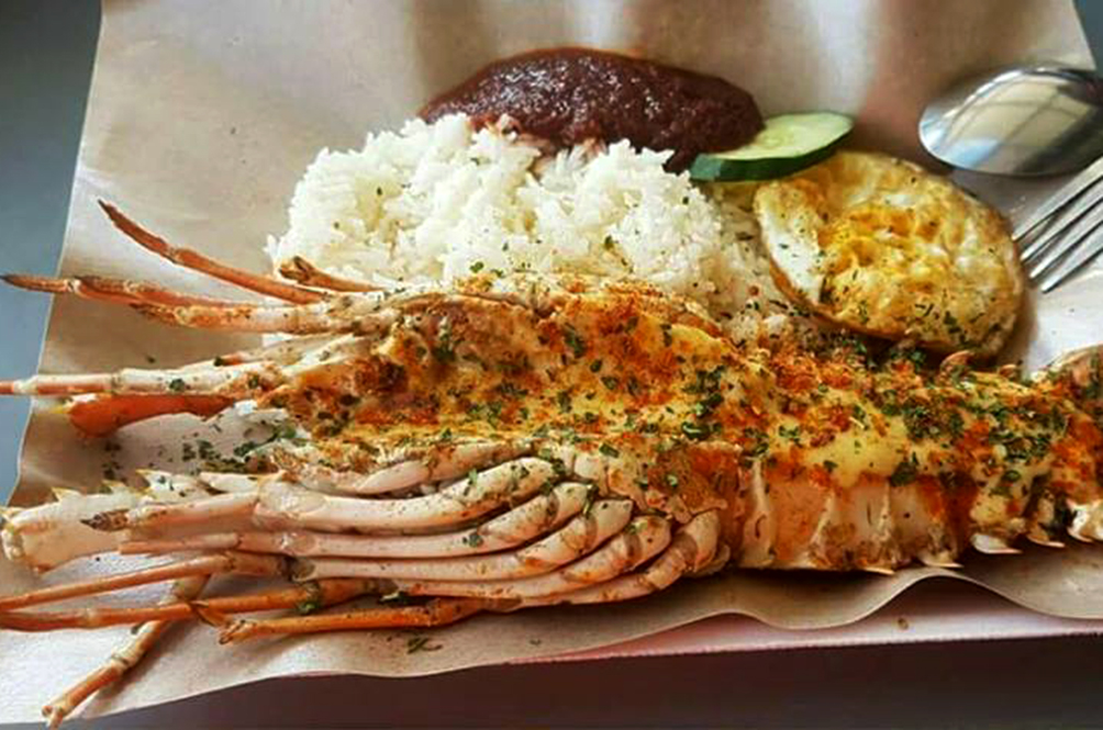 Move Aside Nasi Lemak Burger; Meet The Lobster Nasi Lemak!