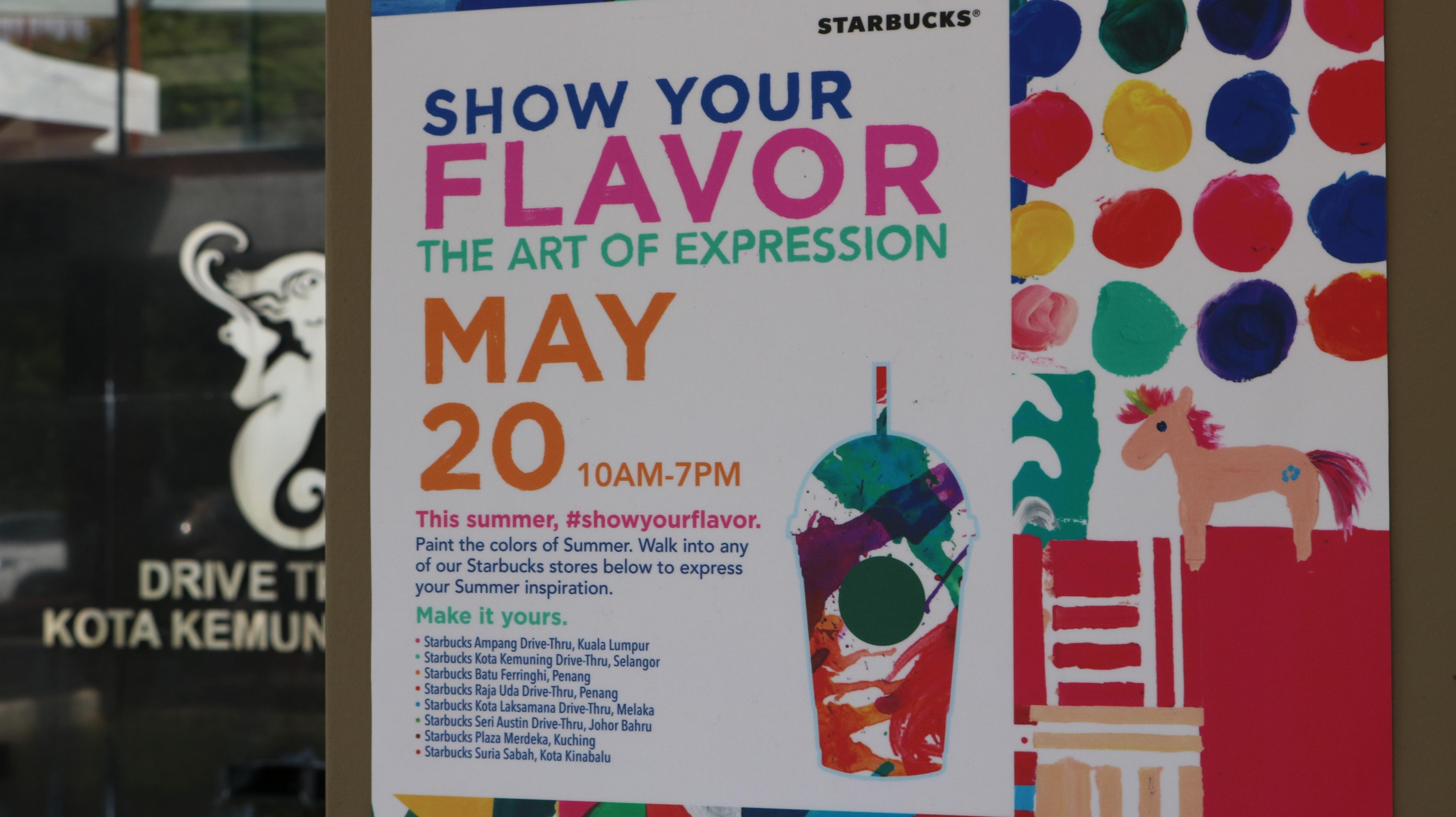 How Starbucks Malaysia Got Malaysians To Design Their New