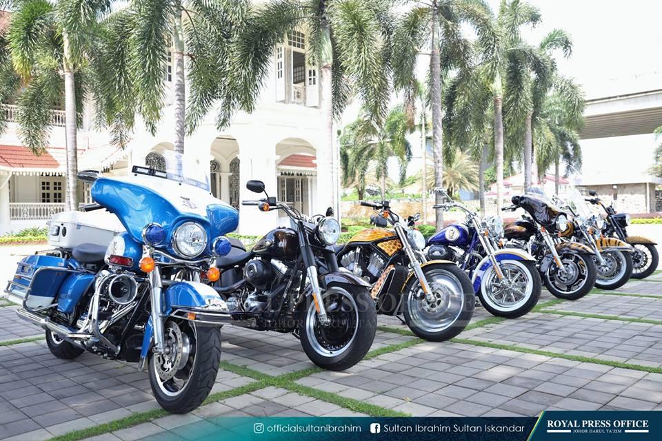 Sebahagian motosikal berkuasa tinggi yang bakal membuat kemunculan.