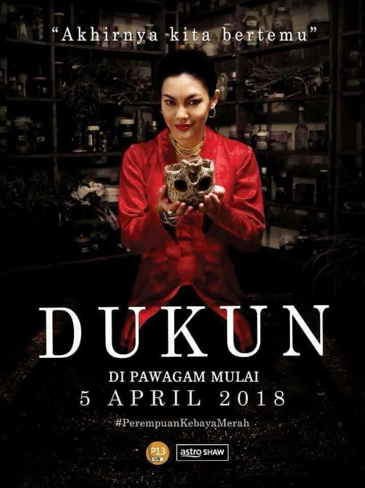 Filem wajib tonton! 12 tahun menunggu, kini sudah tiba masanya untuk anda bertemu Dukun!