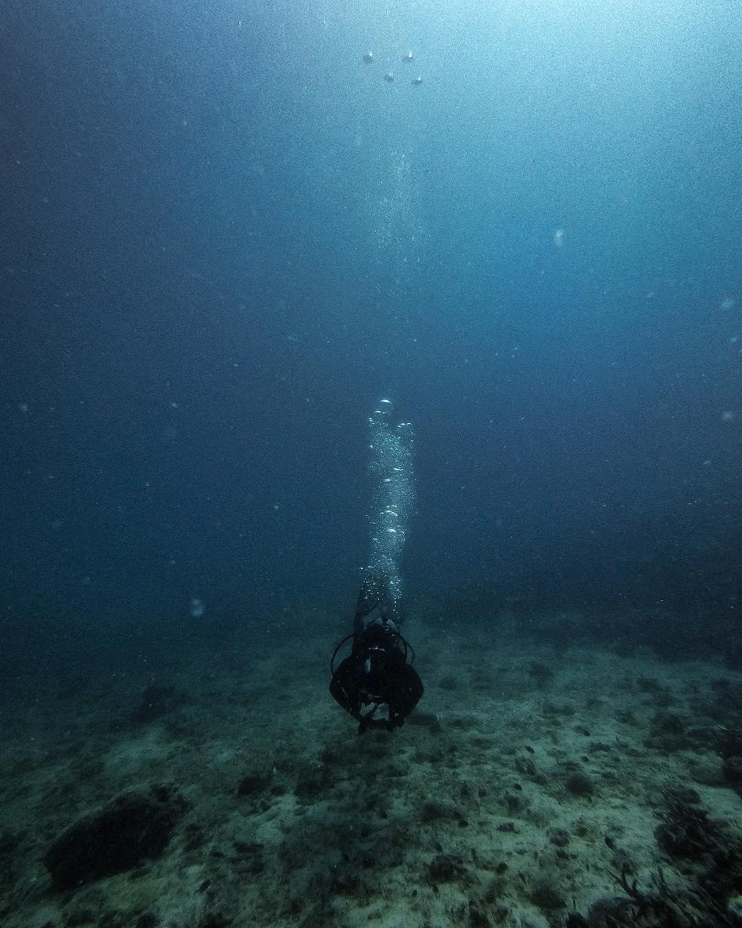 Antara hasil gambar Hero 7 ketika di dasar laut.