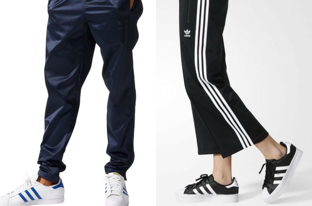 Gaya seluar ini kembali popular selepas dipakai oleh Dua Lipa
