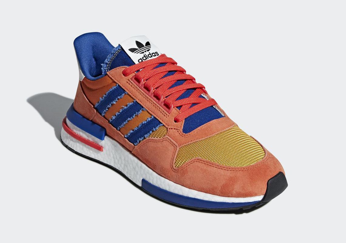 Adidas ZX500 RM Son Goku.