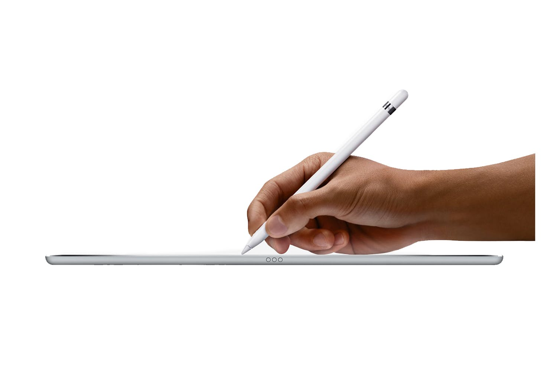 Apple Pencil pilihan terbaik jika menggunakan tablet ipad pro.