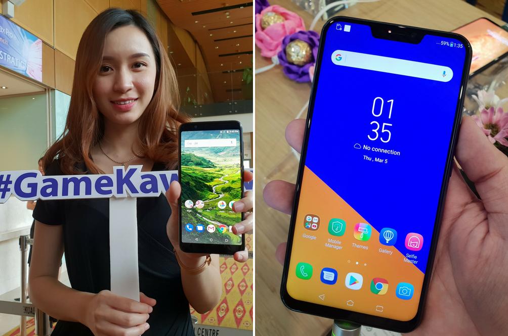 Plug-in: Dua Telefon 'Raya' Baru Daripada ASUS!