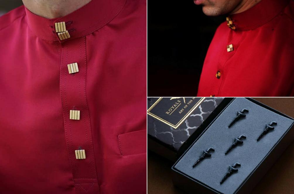 Ini Baru Ori! 8 Butang Baju Paling 'Rare' Buat Jejaka