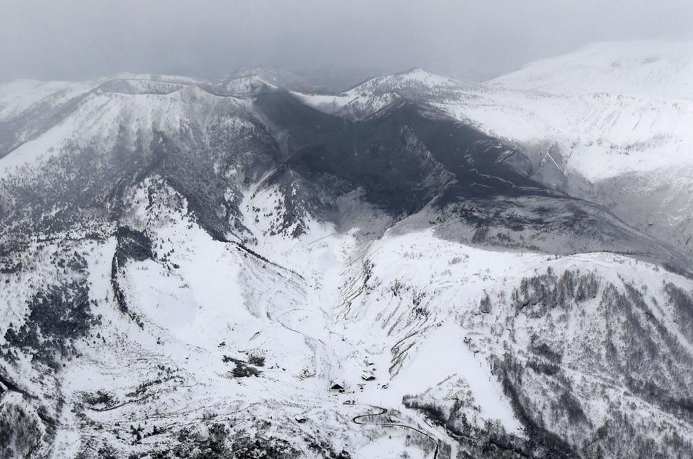 Selepas Gunung Agung, Giliran Gunung Kusatsu Shirane Pula Meletus