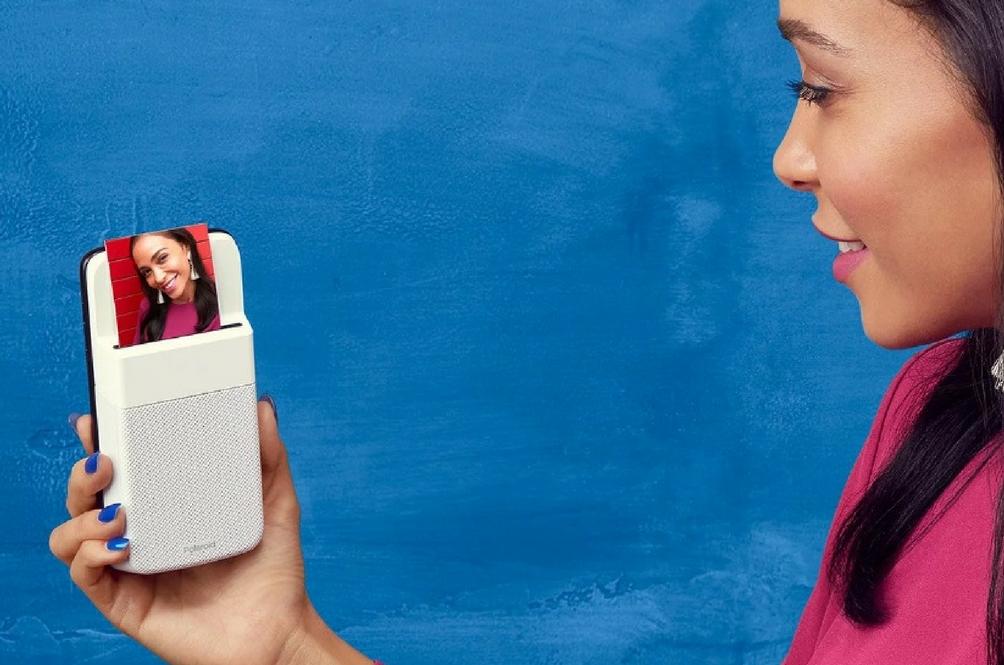 'Printer' Di Hujung Jari Anda, Motorola Lancar Polaroid Insta-Share!