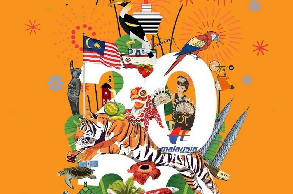 Netizen Bangkit Hasilkan Logo 'Visit Malaysia 2020' Bersama Dan Hasilnya Mengagumkan!