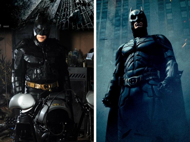 Inilah Batman Malaysia!