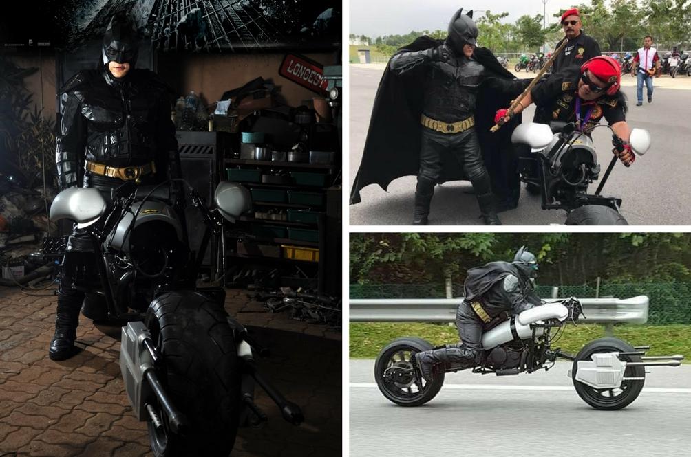 Lima Perkara Menarik Anda Patut Tahu Mengenai Batman Malaysia