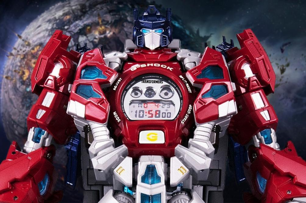 Autobots, Transform and Roll Out! G-Shock Edisi Terhad Kini Sah Dijual Di Malaysia!