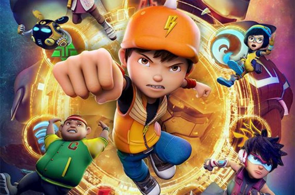 Baru Dua Hari, Sudah 1.3 Juta Tontonan Di YouTube! Hebat Penangan 'Boboiboy The Movie 2'
