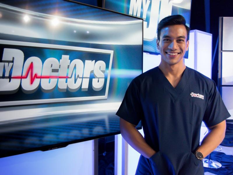 Dr Say akan membincangkan topik kesihatan secara lebih mendalam.