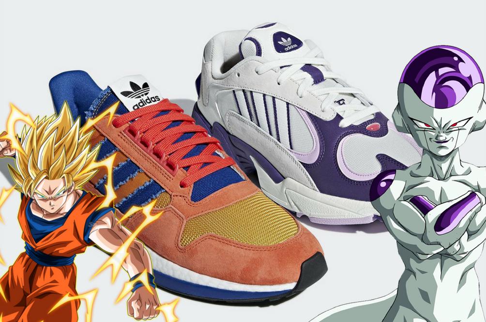 Adidas Dragon Ball Z Bakal Dilancarkan, Kalau Nak Beli Pastikan 'Legit'