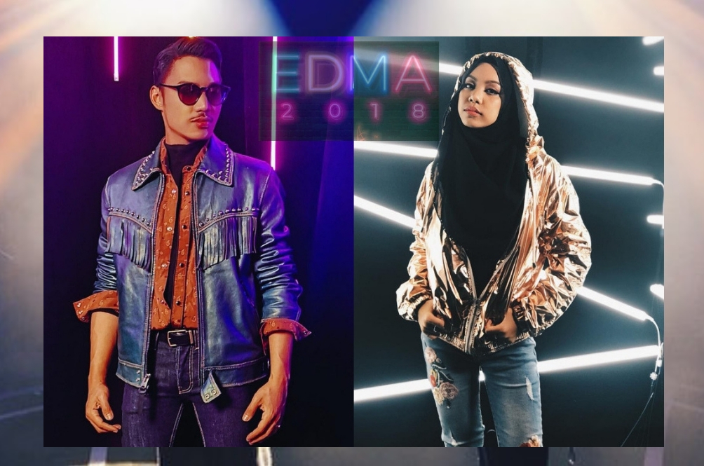 Hael Husaini Dan Sarah Suhairi Dominasi Pencalonan 'Era Digital Music Awards 2018'