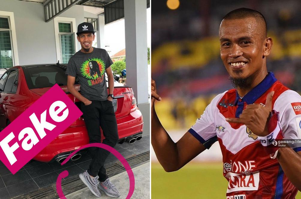 Busted! Kapten Skuad The Red Warriors Mangsa Terbaru Streetwearbustamy