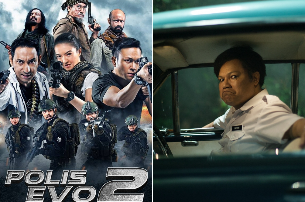Netizen Puji Kualiti Filem Malaysia 2018! Ada Yang Beri 9.5/10 Untuk Polis Evo 2!
