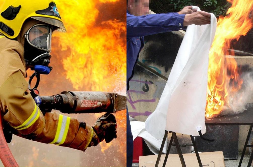 Ramai Yang Ambil Mudah, Tapi Inilah Sebenarnya Tips Jika Anda 'Disambar Api'