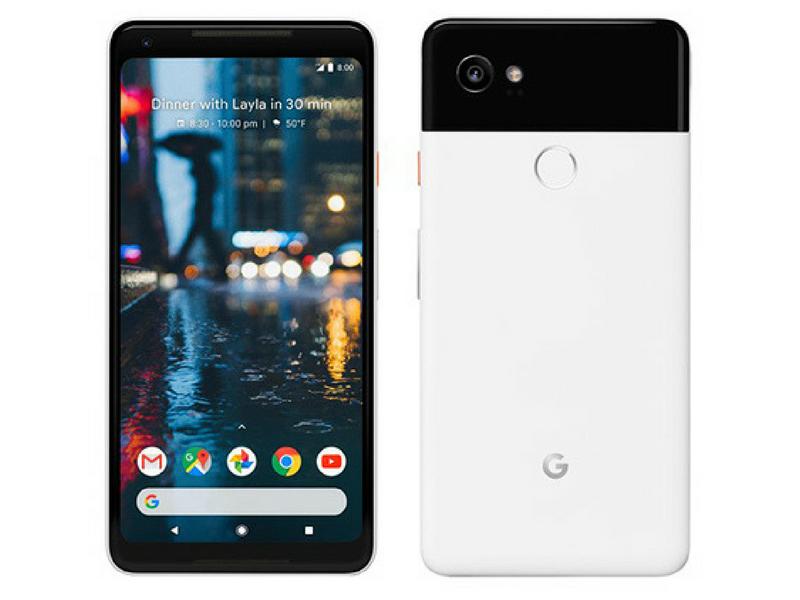 Google Pixel 2 XL mempunyai paparan lebih besar iaitu 6 inci berbanding Pixel 2 biasa.