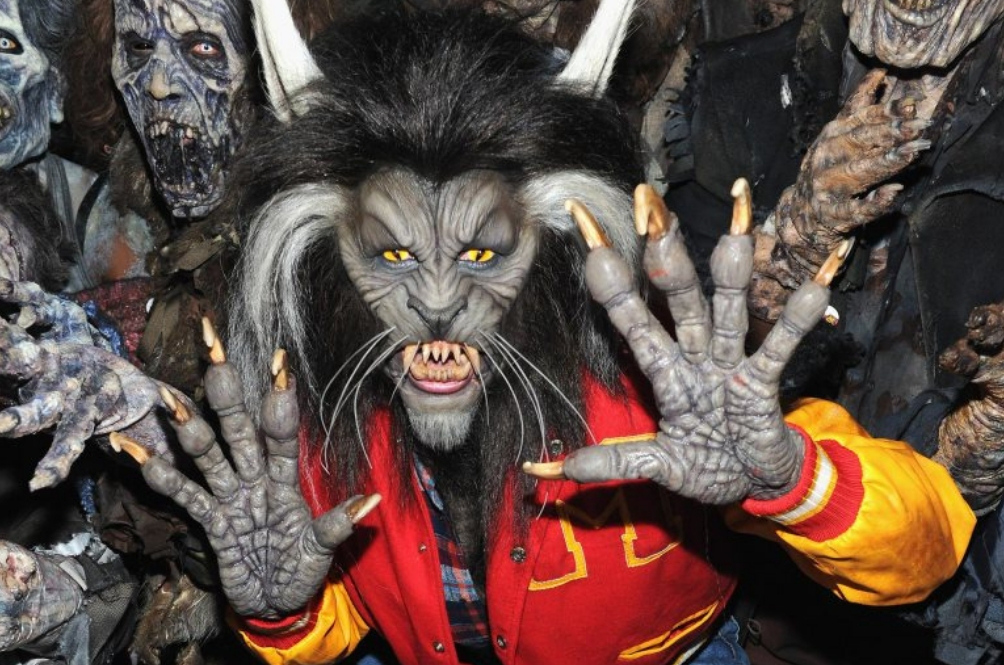 Werewolf pun boleh!