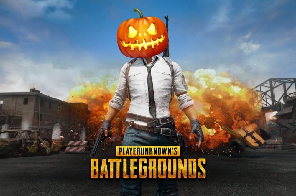 Pesta Halloween Sempena 'Update' Terbaru PUBG Ini