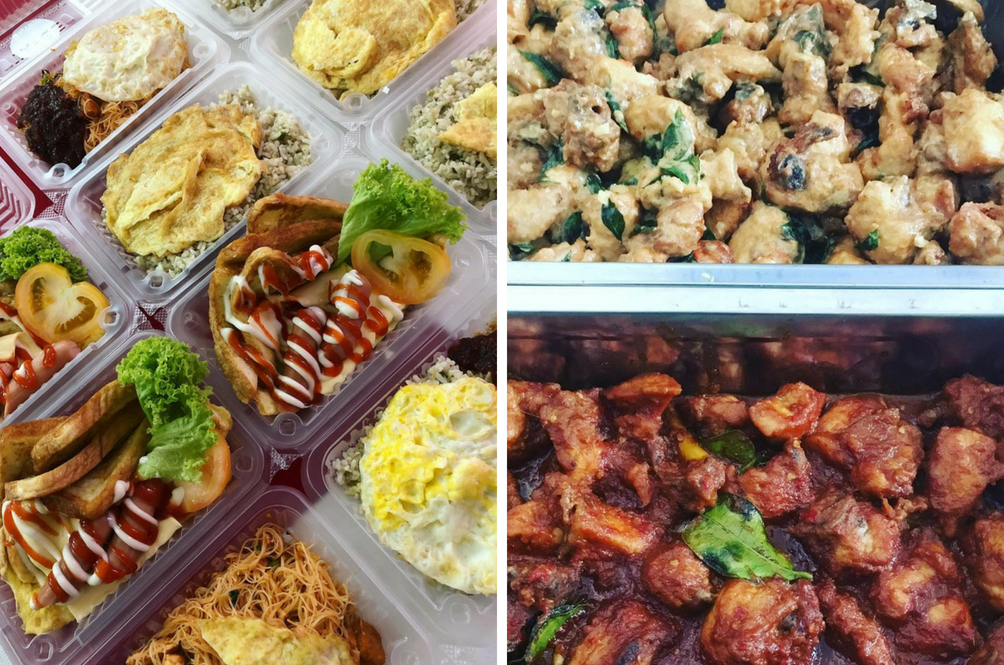 10 Homemade Food Delivery Buat Anda Kecur Liur Skop