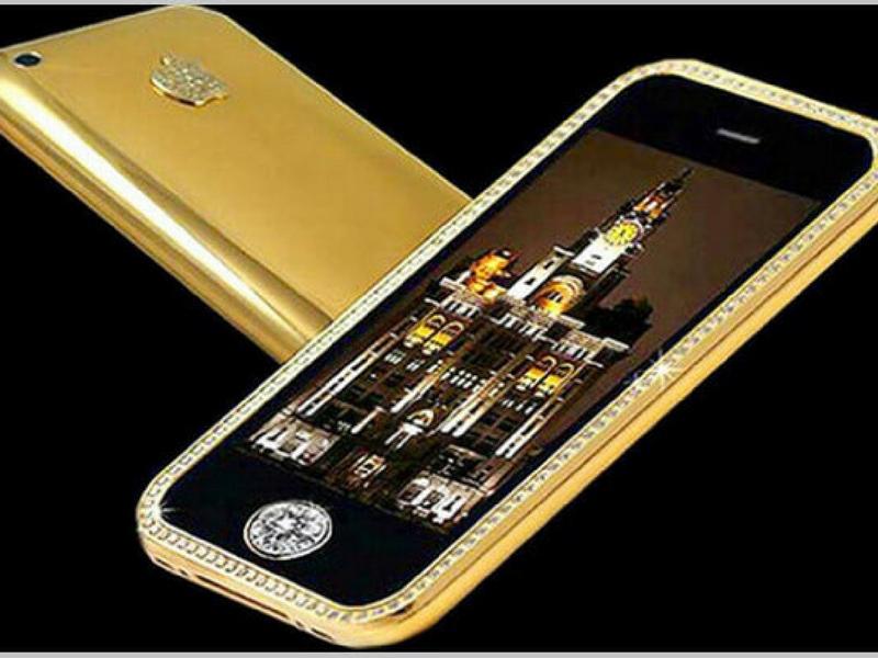Lima Telefon Paling Mahal Di Dunia Simpan Saja Iphone X Anda