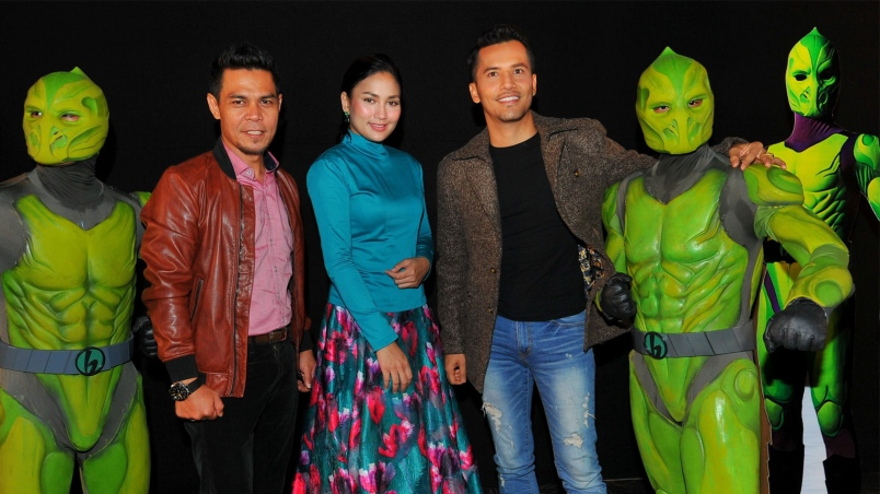Lakonan Fauzi Nawi dan Fasha Sanda harus diberi pujian.