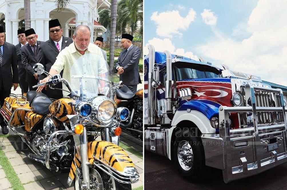 Lebih 10 Kenderaan Edisi Khas Sultan Johor Dipamerkan di MBW 2018!