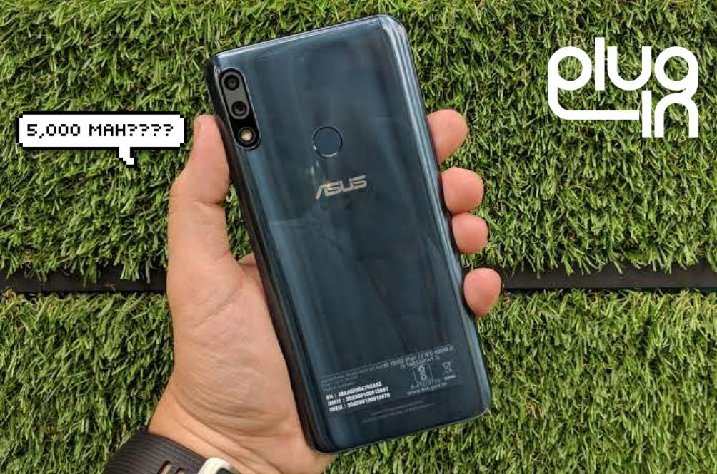 Plug-in: Ketahahan Bateri Asus ZenFone Max Pro M2...Mengagumkan!