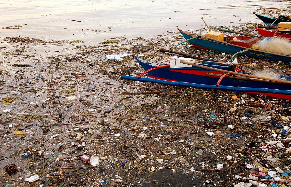 Satu daripada sungai di Sarawak.