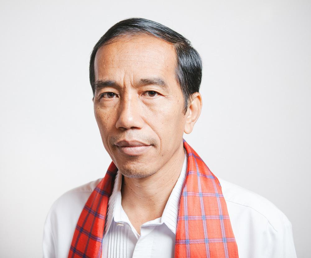 Antara pemimpin Indonesia yang mendapat banyak perhatian.