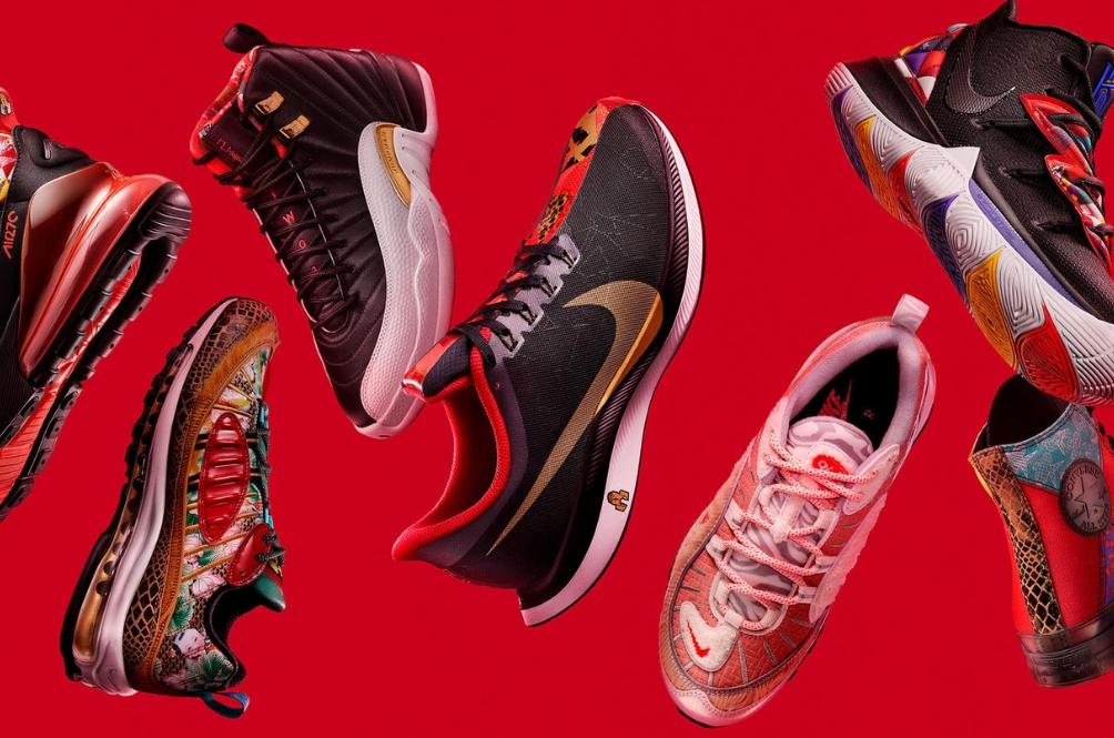 Koleksi Penuh Nike Chinese New Year 2019 Ini Buat Kami Tak Sabar Nak Celebrate!
