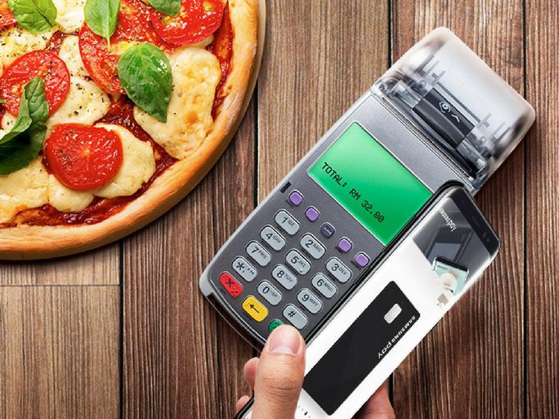 Berbeza dengan pembayaran NFC, keadah MST Samsung Pay lebih meluas.