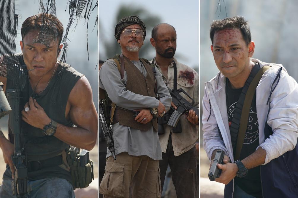 [REVIEW] Lima Sebab Mengapa Polis Evo 2 Filem Paling 'Badass' Tahun Ini!