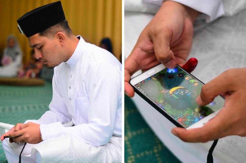 Pengantin Mobile Legends Dikecam Netizen, Dituduh Tidak Menghormati Keluarga