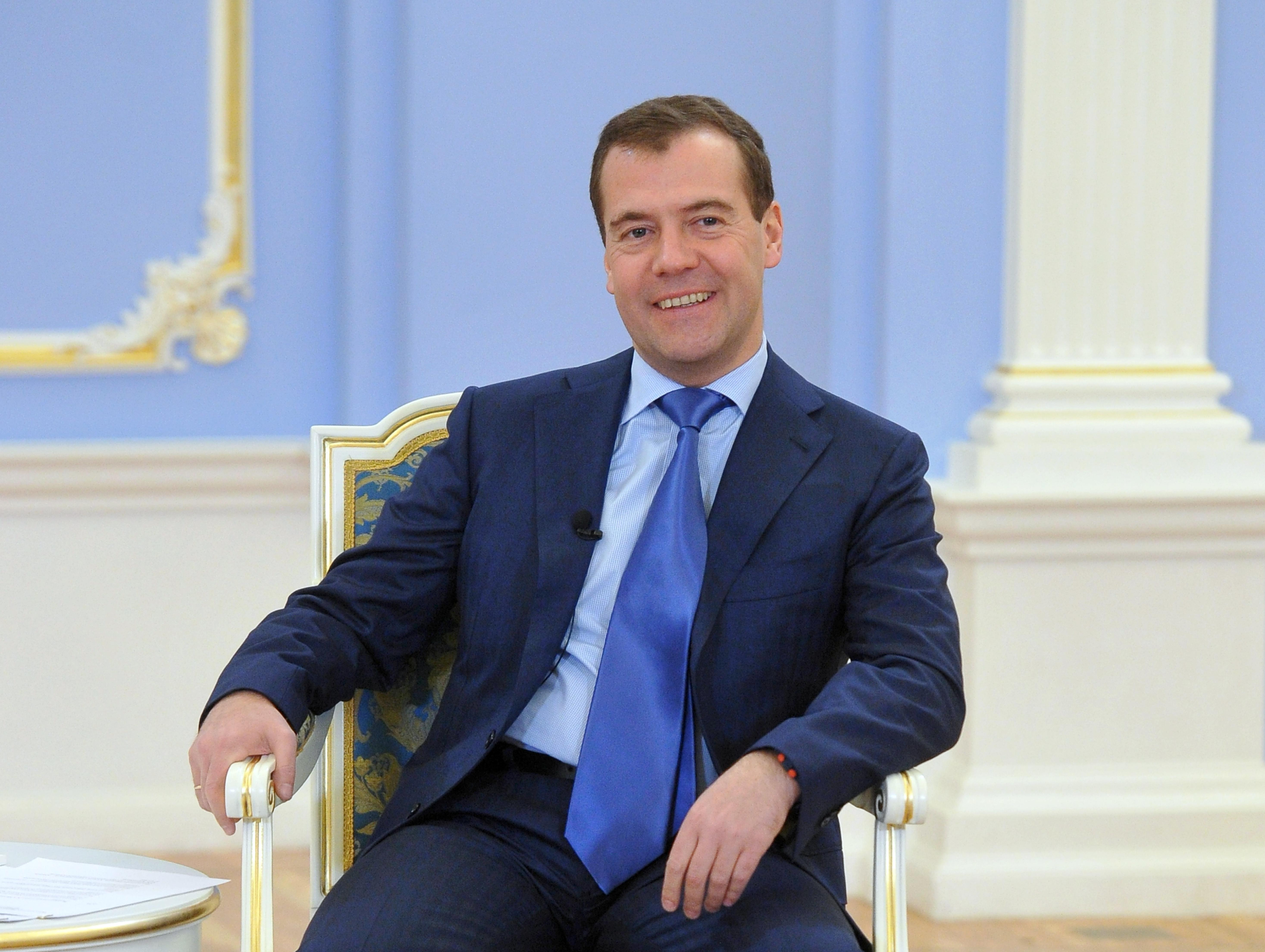 Pemimpin Russia ini ditangga ke sembilan.