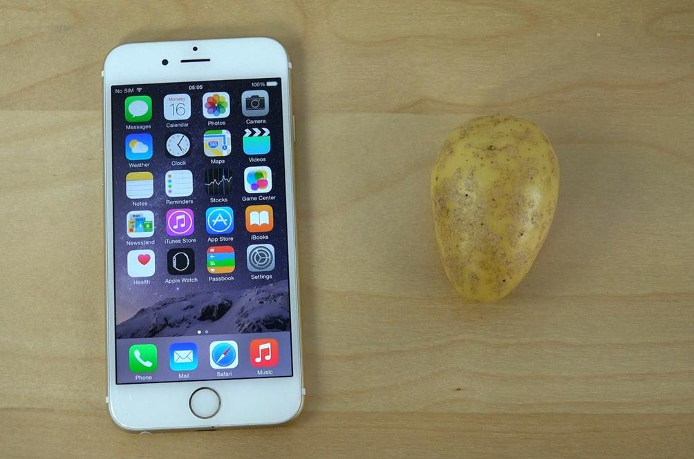 Model iPhone 'Kentang' Masuk Pasaran, Nak Beli Tak?