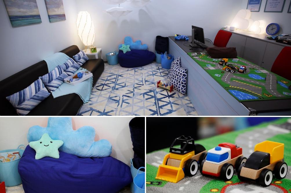 [FOTO] Jom Intai Kemudahan Kanak-Kanak Autisme Yang Serba 'Awesome' Di Sunway Putra Mall!