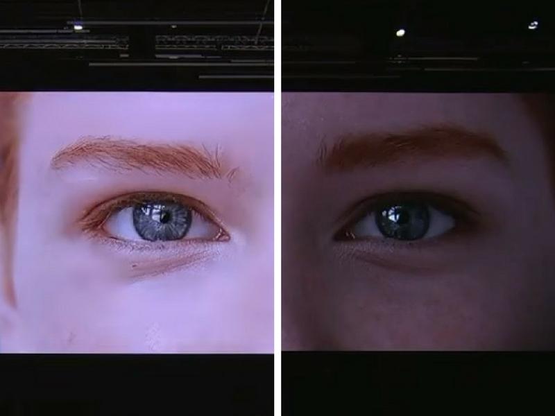 Kamera ini bertindak seperti mata manusia dengan menyelaraskan saiz aperture mengikut kesesuaian.