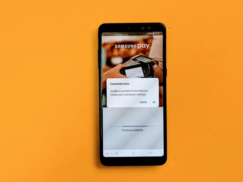 Samsung Pay antara kelebihan peranti Samsung kerana ia turut menggunakan MST