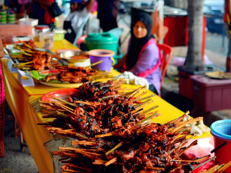 Paling popular di bazar Ramadan.