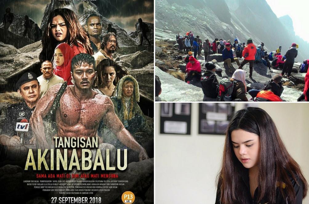 Filem Tragedi Gunung Kinabalu Dibintangi 'Selena Gomez' Bakal Menemui Anda September Ini