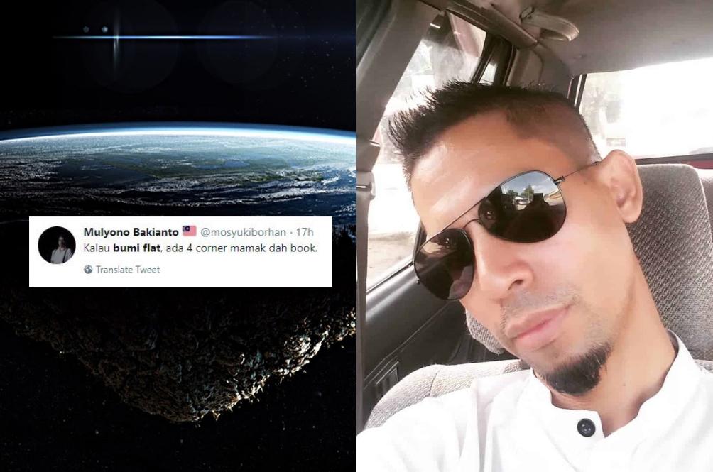 Teori Bumi Leper? Ini Antara Lawak Dan 'Memes' Netizen Yang Boleh 'Pecah Perut'