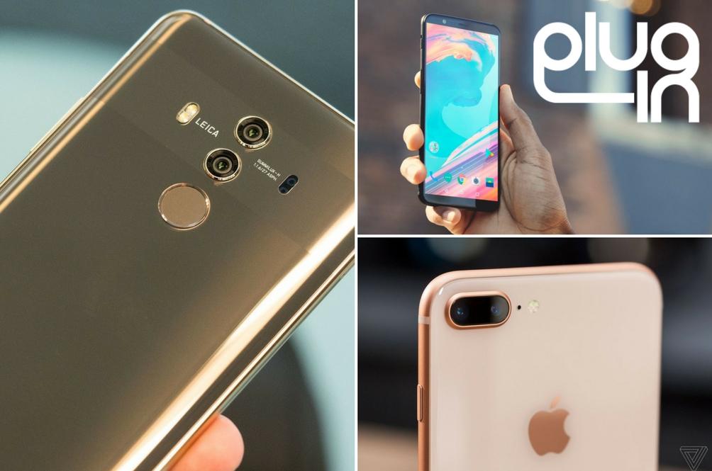 Plug-in: Ingin Tahan Lama? Lima Telefon Pintar Ini Terbaik Untuk Anda