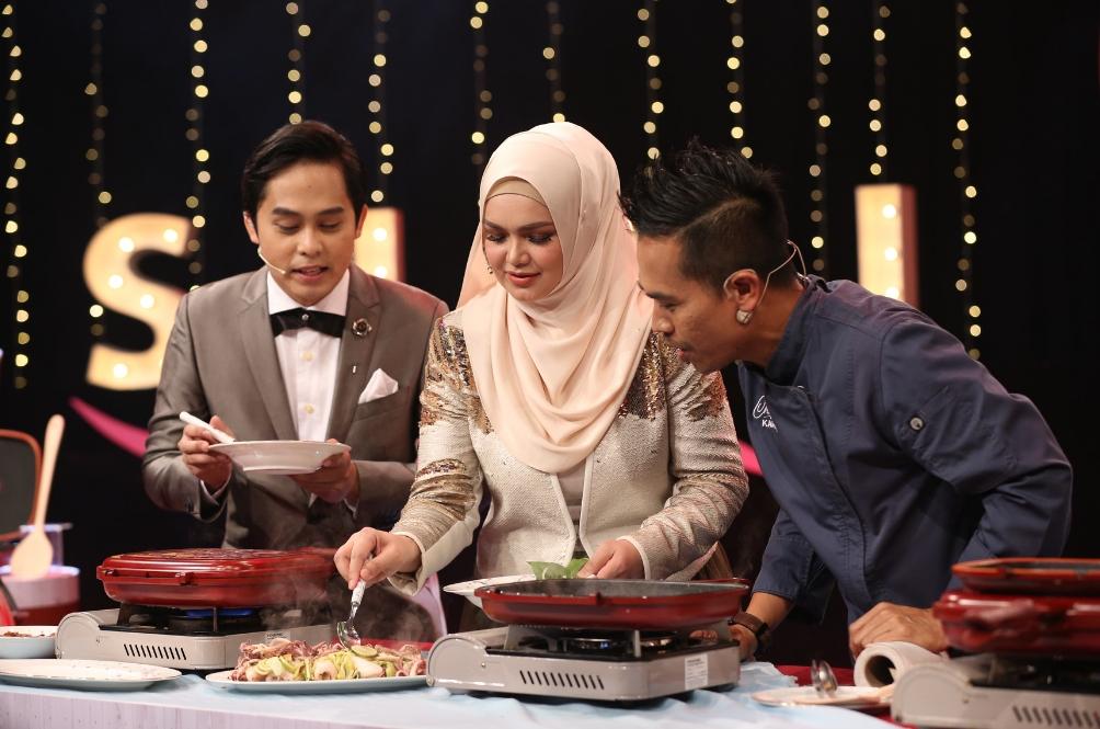 Catat Jualan RM67,000 Seminit Di Go Shop, Datuk Seri Siti Nurhaliza Umum Hadiah Tiket Konsert